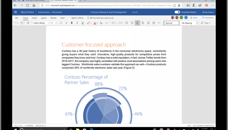 Microsoft gives Office a refreshed look and feel | Tech News
