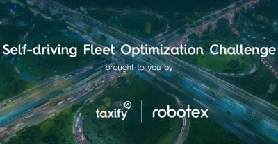 Taxify launches machine learning competition to optimize traffic in future cities | Tech News