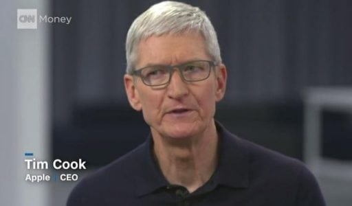 Tim Cook on China: Data storage doesn't equal data access | Tech News
