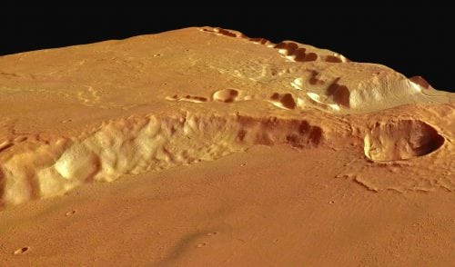 Mars Had a Seriously Crazy Volcanic Past, New Study of 'UFO' Rocks Reveals | Tech News