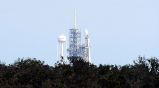 SpaceX Wins $130 Million Military Launch Contract for Falcon Heavy Rocket   Tech News