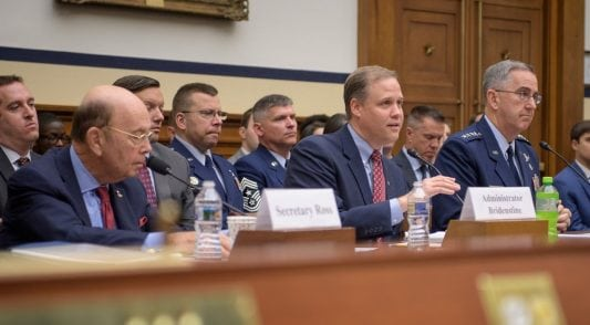 NASA, Defense Department Support Giving Space Traffic Management Role to Commerce | Tech News