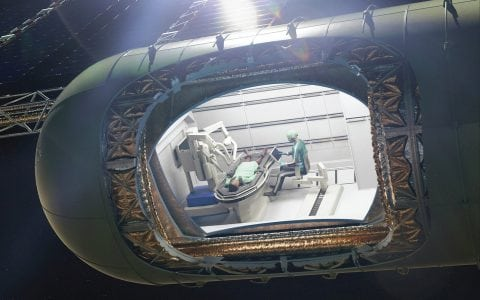 Future Astronauts Must Perform Surgery in Space — and It Will Be Gross   Tech News
