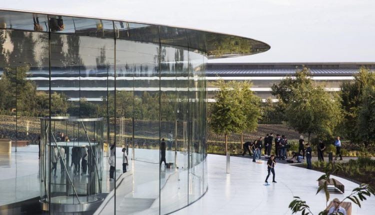 All Apple Park workers get standing desks because sitting is the new… | Tech News