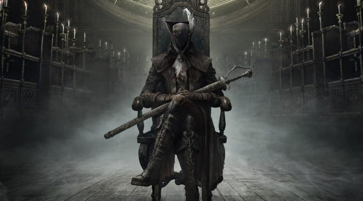 Bloodborne Players Finally Find Secret Enemy - Bloodborne: The Old Hunters box art