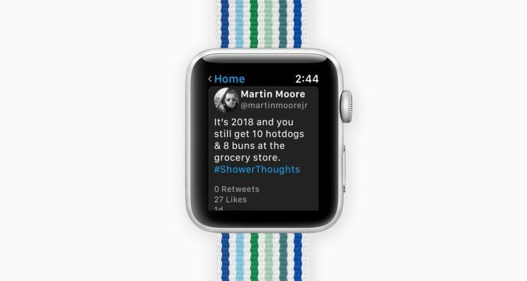 Chirp brings Twitter to Apple Watch | Tech News