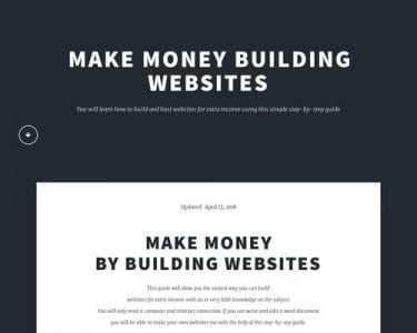 Make money building websites | Digital Market