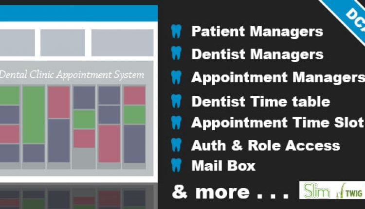 Dental Clinic Appointment System | Prosyscom Tech