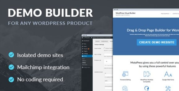 Demo Builder for any WordPress Product | Prosyscom Tech