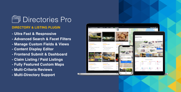 Directories Pro plugin for WordPress | Prosyscom Tech