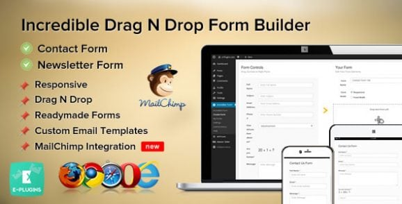 Incredible Contact Form with MailChimp | Prosyscom Tech