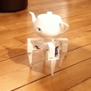 Raspberry Pi: The robotic teapot from your nightmares | Tech News