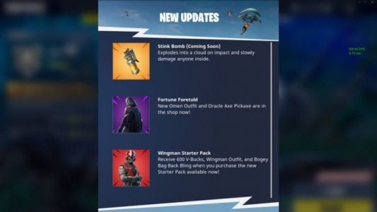 Fortnite Adding Stink Bombs | Tech News