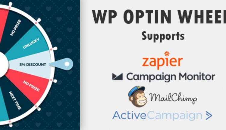 WP Optin Wheel: Gamified optin tool for WooCommerce & WordPress with spin the wheel game.   Prosyscom Tech