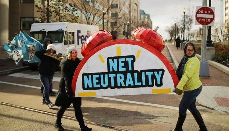 "Net neutrality officially ended this week '"" now what? 