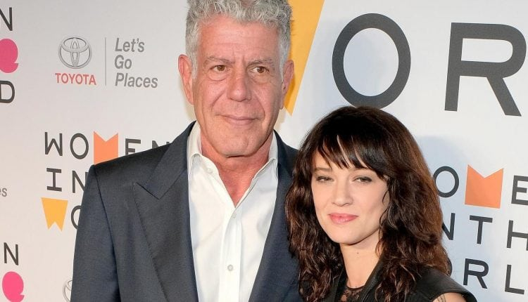 Asia Argento pays tribute to Anthony Bourdain in first Instagram post since chef's death | Tech News