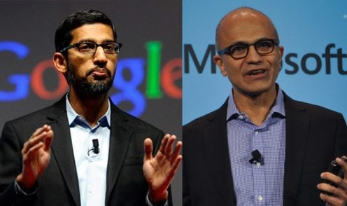 Most dominant Indian Tech people in the US | Tech News
