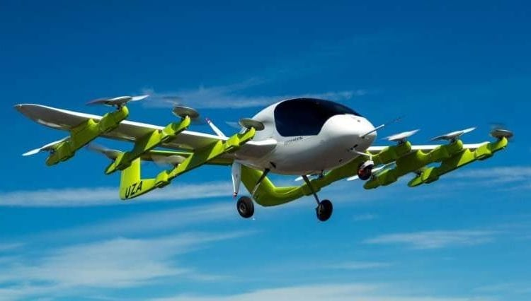 Flying car startup backed by Google founder offers test flights | Tech News