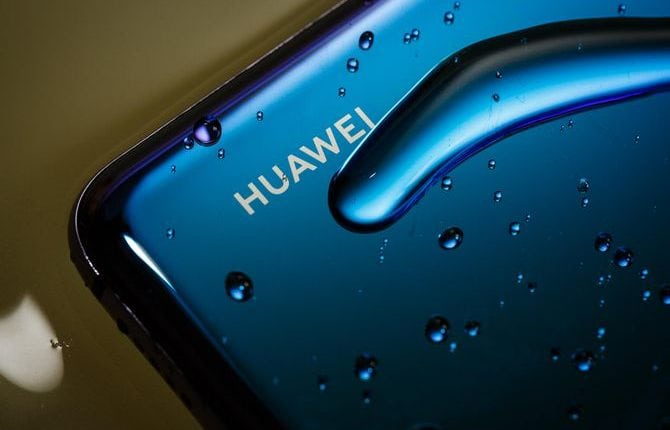 Huawei's first 5G phone is coming next year   Tech News