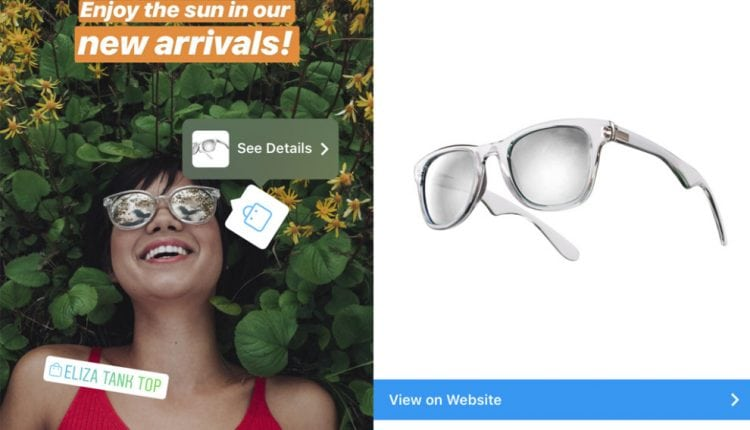 Instagram Brings Shopping Tag Links to Stories for In-App Purchases | Tech News