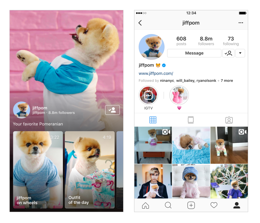 Instagram TV is pulling us ever closer to a future full of tall videos | Tech News 1