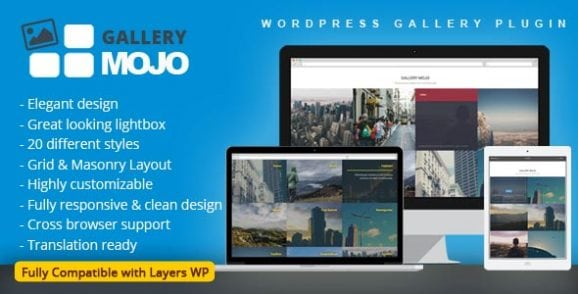 Gallery Mojo – WordPress Gallery Plugin | Prosyscom Tech