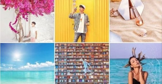 Popular Instagrammer caught using photos from image libraries | Tech News