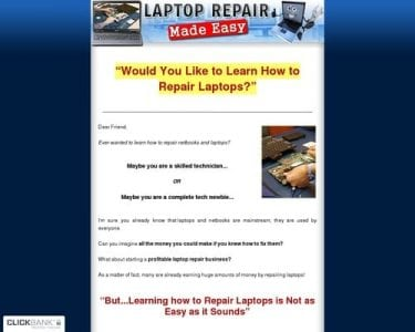 Laptop Repair Made Easy | Digital Market
