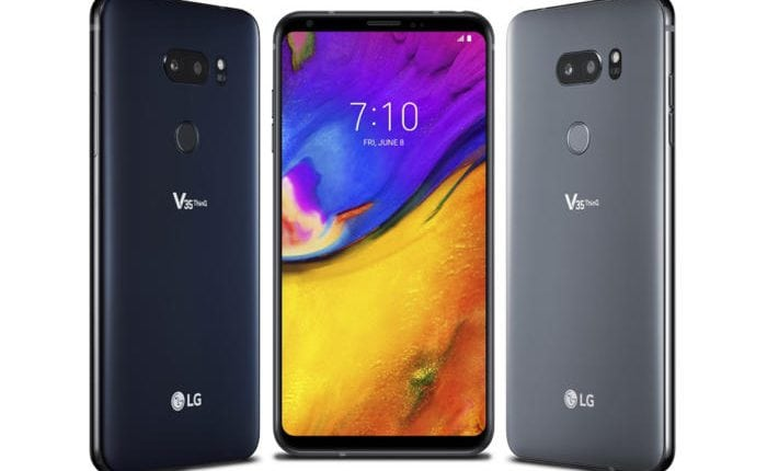 The notch-less V35 ThinQ adds more confusion to LG's crowded flagship phones | Tech News