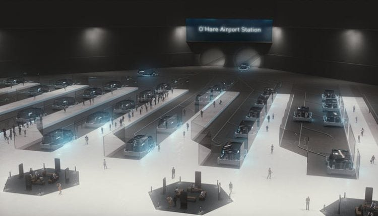 Chicago business travelers may be able to take Hyperloop to the airport | Tech News