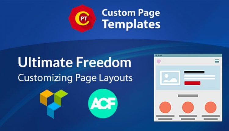 Custom Page Templates: New Way of Creating Custom Templates in WordPress | Prosyscom Tech