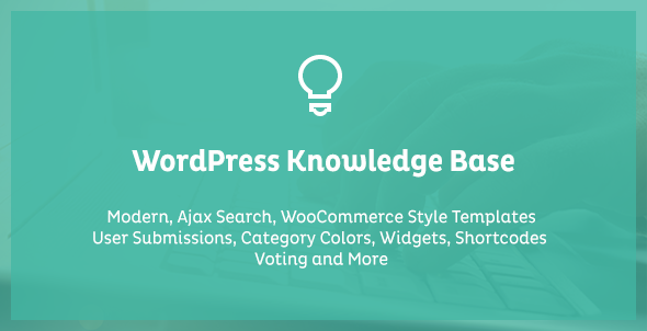 WordPress Knowledge Base & Wiki Plugin for WordPress with Frontend Submission | Prosyscom Tech