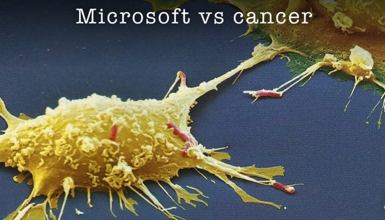 Microsoft is Expanding into Cancer Research and Treatment | Tech News