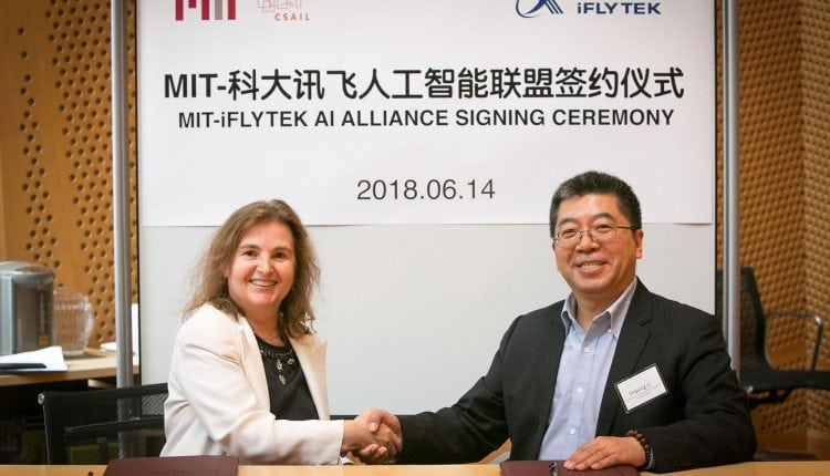 CSAIL launches new five-year collaboration with iFlyTek | Tech News