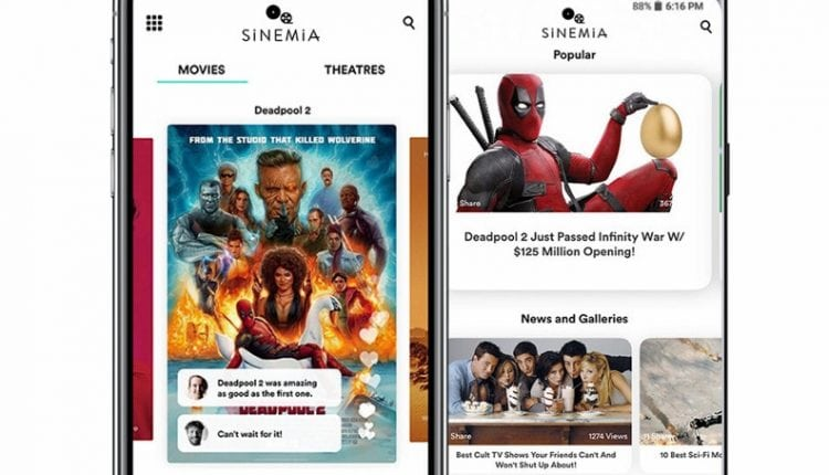 MoviePass Rival Sinemia Launches Family Plans Starting at $8.99 | Tech News