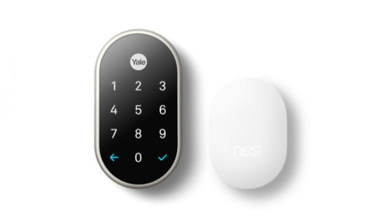 Nest X Yale Lock With Nest Connect | Tech News
