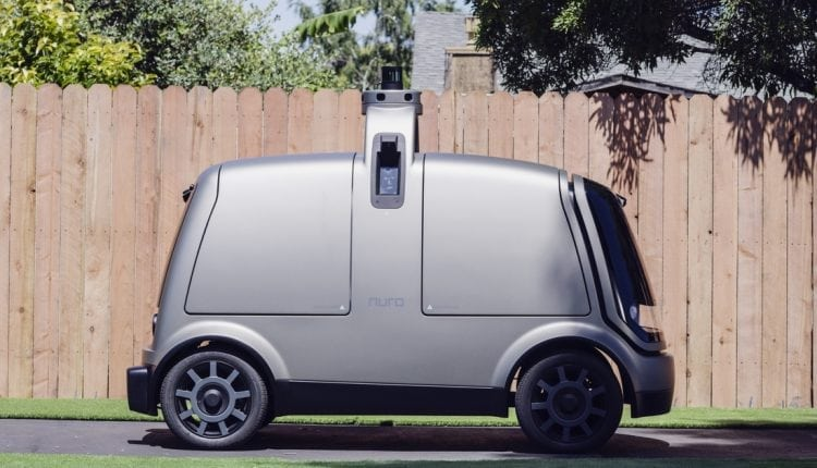 This self-driving grocery delivery car will sacrifice itself to save pedestrians | Tech News