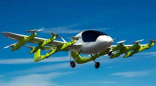Google guru Page tests flying taxis in New Zealand | Tech News