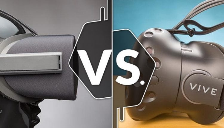 Oculus Rift vs. HTC Vive: Which Virtual Reality Headset Is Best? | Tech News