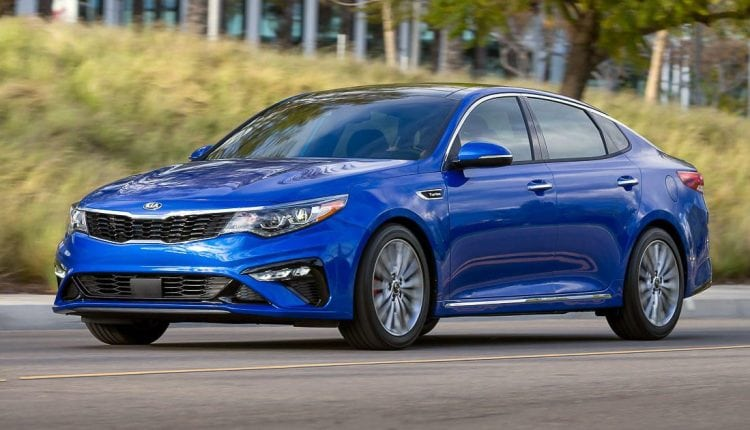 2019 Kia Optima first drive review: A solid choice with great value   Tech News