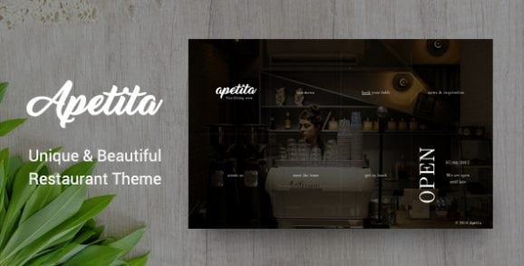 Apetita – WordPress Restaurant Theme | Prosyscom Tech