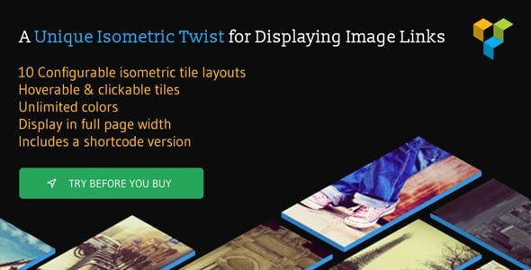 Isometric Image Tiles Shortcode for WPBakery Page Builder (formerly Visual Composer) | Prosyscom Tech 1