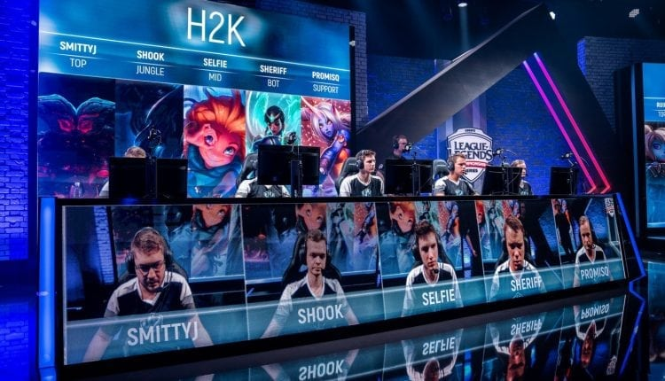 Riot Games revamps its European League of Legends esports ecosystem | Tech Industry