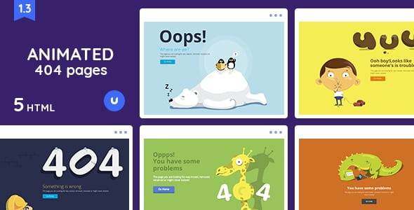 Creative 404 Pages | Prosyscom Tech