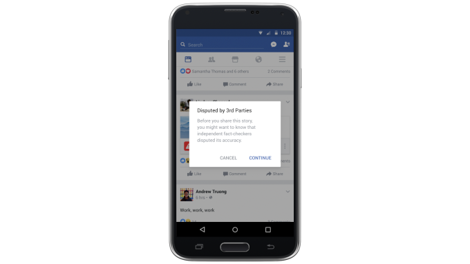 Facebook expands fact-checking program, adopts new technology for fighting fake news   Tech News 2