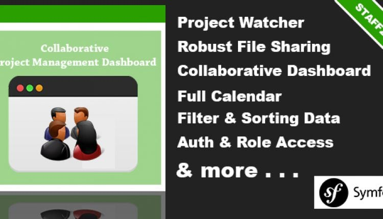 Staff Zone – Collaborative Project Management Dashboard | Prosyscom Tech