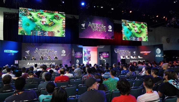 Tencent drums up an audience for its mobile esports game in the west | Tech News