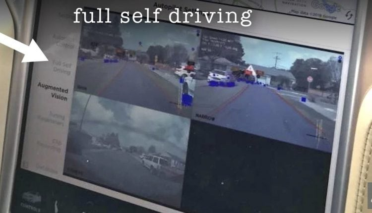 Tesla Full Self-Driving Images Leaked | Tech News