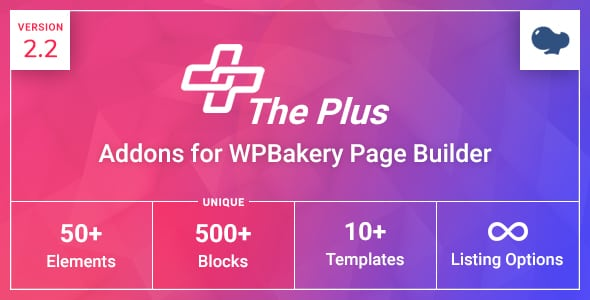 ThePlus Addons for WPBakery Page Builder (formerly Visual Composer) | Prosyscom Tech