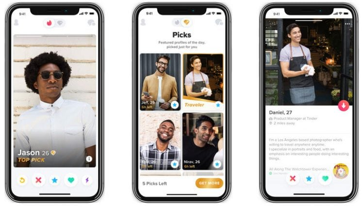 Tinder 'Picks' Highlights Your Most Promising Possible Matches | Tech News